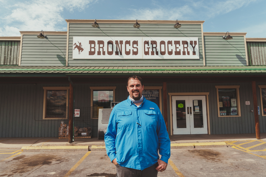 Bronc's Grocery
