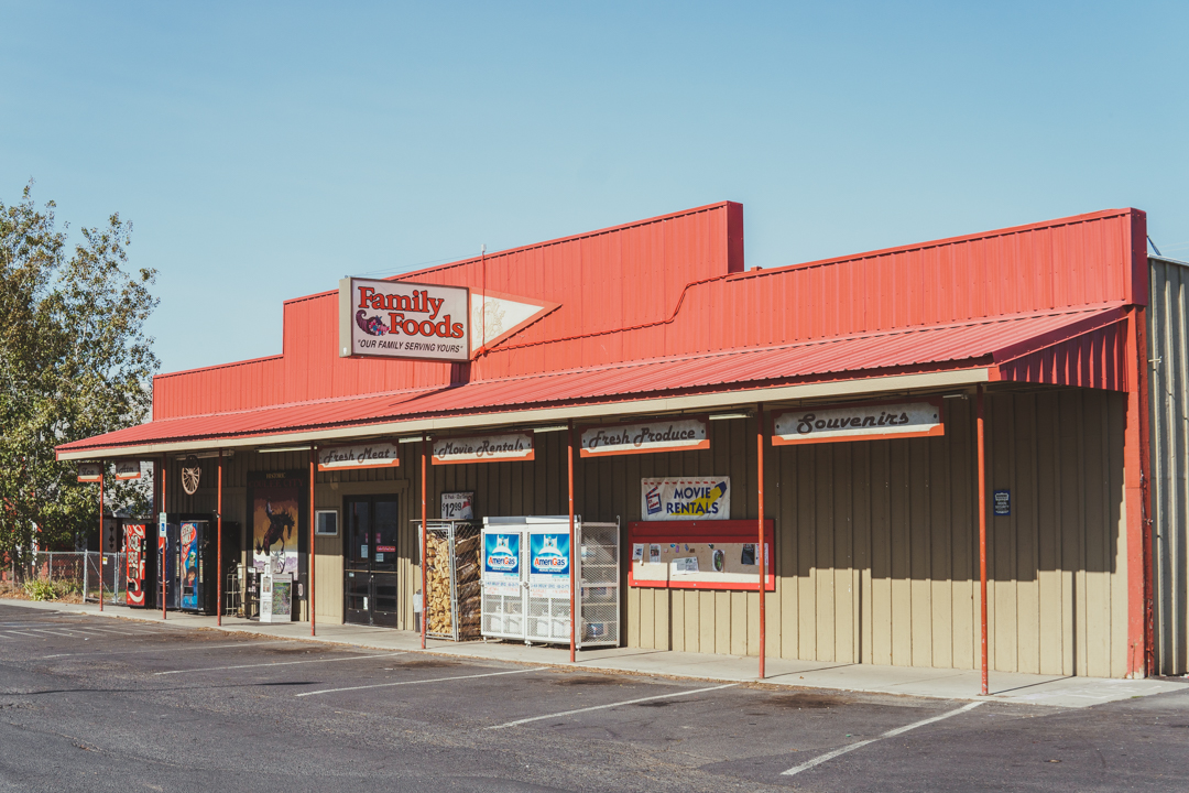 Coulee City Food Center