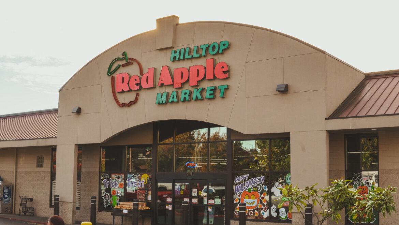 Hilltop Red Apple