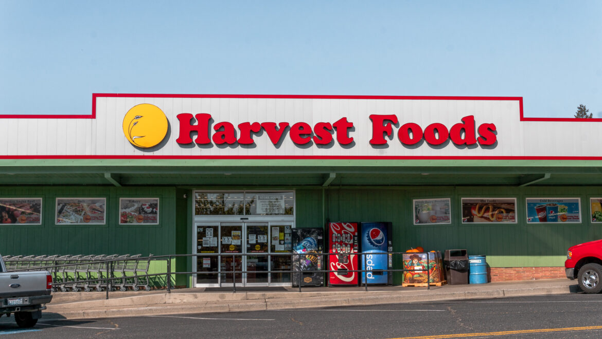 Coulee Dam Harvest Foods