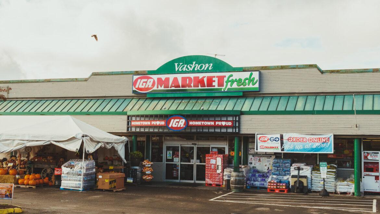 Vashon IGA Market Fresh
