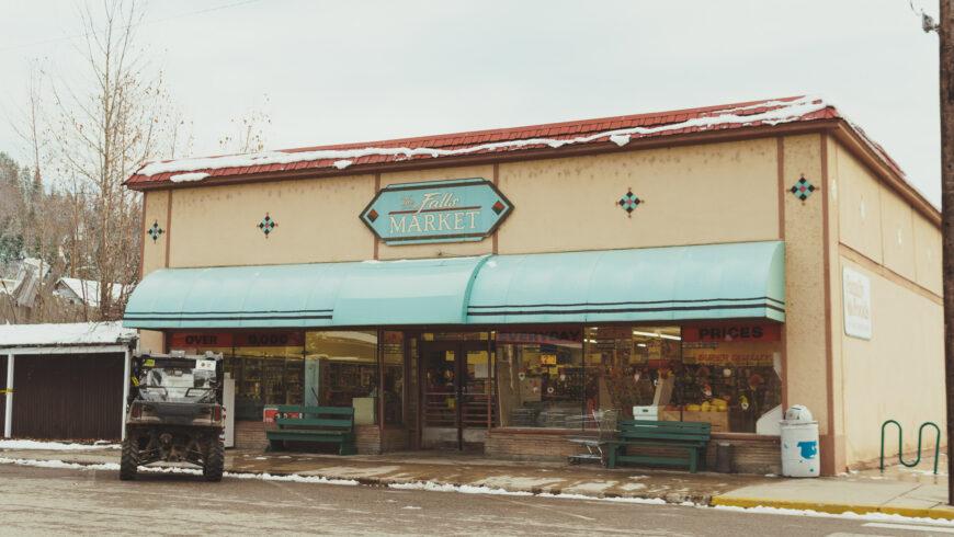 The Falls Market
