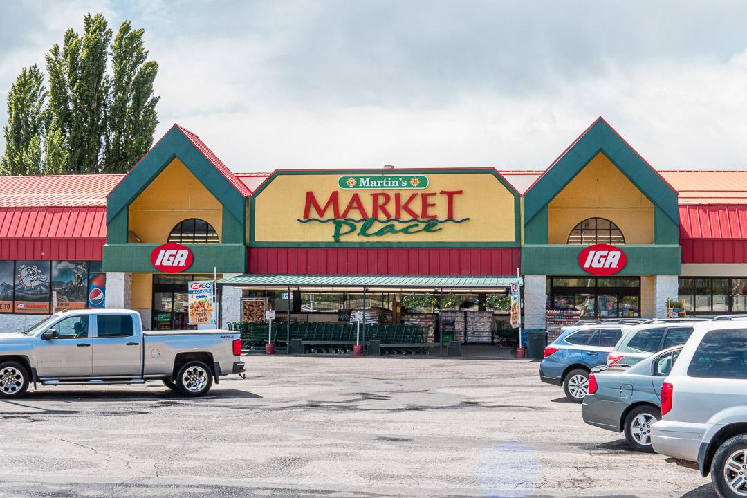IGA Martin's Market Place