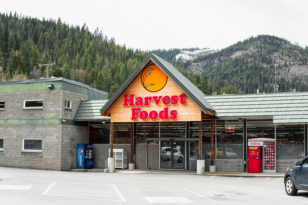 Harvest Foods, Wallace Idaho