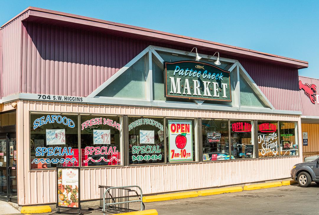 Patee Creek Market
