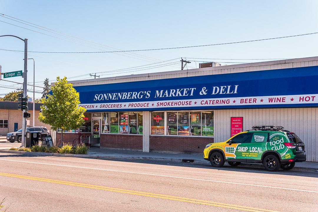 Sonnenberg's Market & Deli